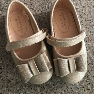 Rampage girls size 8 dress shoe